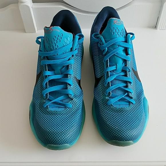 bd7f45489ed ... australia nike kobe x blue lagoon sneakers faee4 8d25d ...